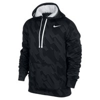 The Nike KO Energy Print Pullover Men's Hoodie.