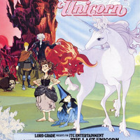 Last Unicorn 27x40 Movie Poster (1982)