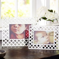 SILVER LATTICE FRAMES