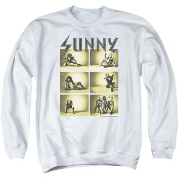 Its Always Sunny In Philadelphia - Rock Photos Adult Crewneck Sweatshirt