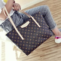 Stylish Ladies Tote Bag Hot Sale Bags Winter Shoulder Bag [11877150483]