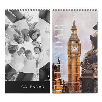 Customizable Wall Calendar