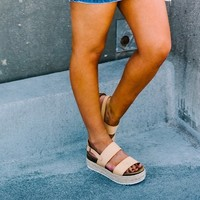 Kazoo Espadrille Sandal - These Three Boutique