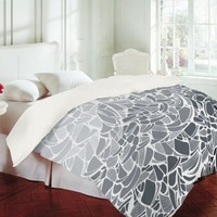 Karen Harris Fossil Stone Duvet Cover - Twin | Find it at the Foundary