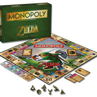 The Legend of Zelda Monopoly Collector's Edition