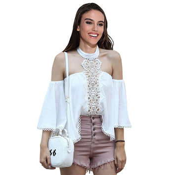 White Princess Bell Top