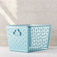 Shea Wire Storage Basket | Urban Outfitters