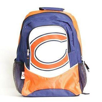 Chicago Bears Hype Logo Backpack