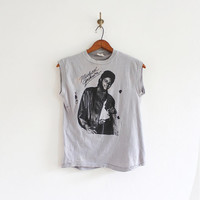 1980s Michael Jackson thriller sleeveless t-shirt