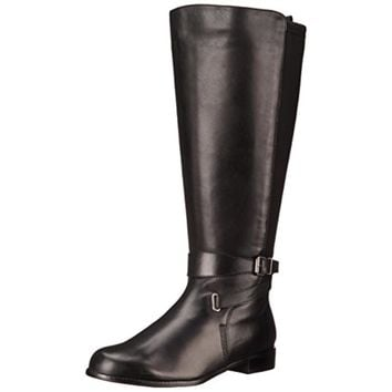 Rose Petals by Walking Cradles Womens Tamara Extra Wide Calf Riding Boots