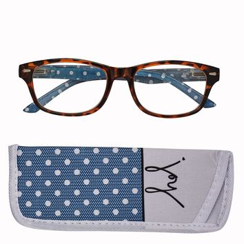 ED Brea Readers-Tortoise and Dots