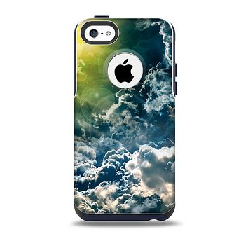 The Bright Sun Over Cloud-Magic Skin for the iPhone 5c OtterBox Commuter Case