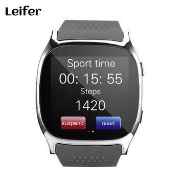 Leifer T8 Bluetooth Smart Watch With Camera