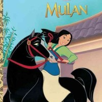 Mulan (Little Golden Books)