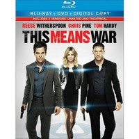 This Means War (2 Discs) (Blu-ray/DVD) (With Digital Copy) (Widescreen)