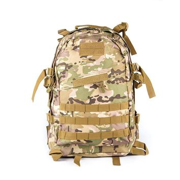 Military Camouflage Tactical Assault Molle 3 Day Backpack Hydration Pack Outdoor Sports.