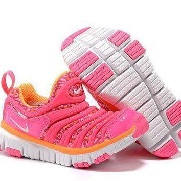 CREYNW6 Nike Dynamo Free (PS) 343738-613 Infant / Toddler Kids' Shoe