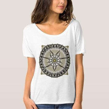 Women's Bella+Canvas Slouchy Boyfriend sacred T-Shirt
