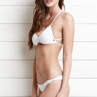 O'Neill Multi Strap Bikini Top - Womens Swimwear - White