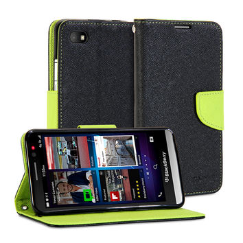 Wallet Case Classic for BlackBerry Z30