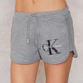 DCCKN7K Calvin Klein' Women Casual Strappy Shorts