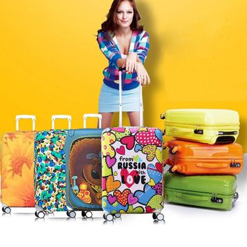 Travel Suitcase Cover Bag Case Travel Accessories Luggage Cover Dustproof Protective Covers for 18 -32 inch Trolley Case