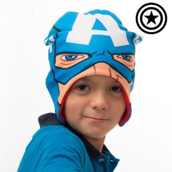 VONES0 Captain America Hat