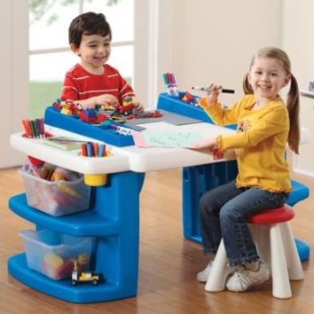 Step2® – Build & Store Block Activity Table