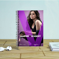 Vampire Academy Cover Photo Notebook Auroid