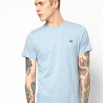 Fred Perry T-Shirt Laurel Wreath Logo EXCLUSIVE