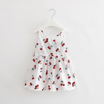 Baby Girl Dress Children's Princess Costume For Kids Party School Wear Floral Baby Boutique Clothing Summer Brand Girl Clothes