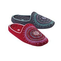 Women's Acorn Henna Scuffs - slippers | Norm Thompson