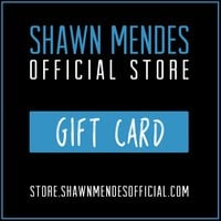 Shawn Mendes Gift Card - Gift Cards