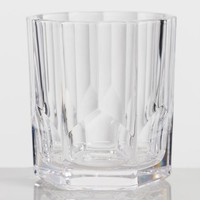 Nachtmann Aspen Cut Glass Whiskey Glasses Set of 4
