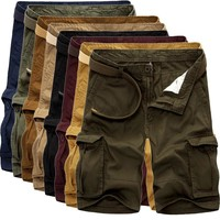 Training Summer Pants With Pocket Shorts [9724849155]