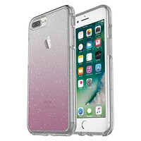 OtterBox SYMMETRY CLEAR SERIES Case for  iPhone 8 Plus & iPhone 7 Plus (ONLY) - Retail Packaging - Hello Ombré