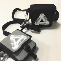 Palace New Fashion Women And Men Small Shoulder Bag Two color