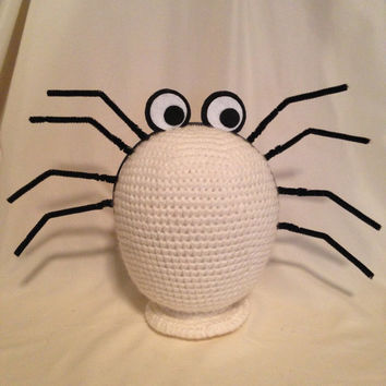 Spider Theme Headband birthday party favors supplies decor costume eyes eight 8 legs bug adult child children baby babies kid Halloween