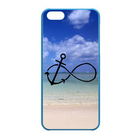 Infinity Anchor Summer Beach iPhone 5C case