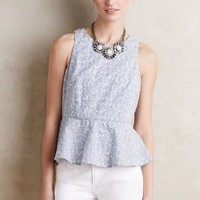 HD in Paris Pia Peplum Tank in Sky Size: