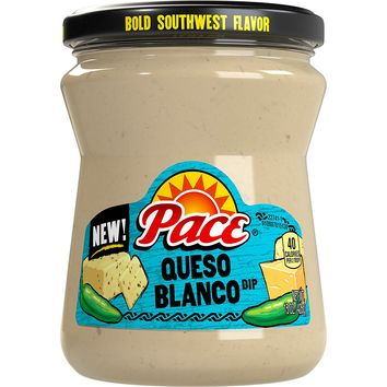 Pace Queso Blanco Dip, 15 Ounce