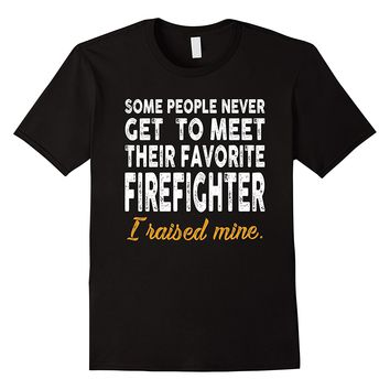 Some People Never Get To Meet Their Favorite Firefighter
