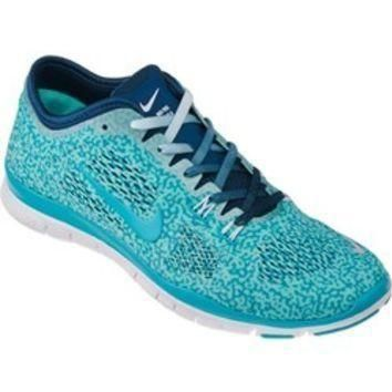 Tagre™ Academy - Nike Women's Free 5.0 TR Fit 4 Printed Training Shoes