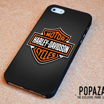 Harley davidson logos iPhone 5 | 5S Case Cover