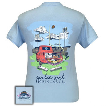 Girlie Girl Originals Southern Tailgates and Touchdowns T-Shirt