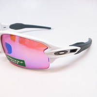 Oakley Flak 2.0 OO9295-06 Polished White Sunglasses