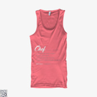 Chef Definition In Dictionary, Chef's Tank Top