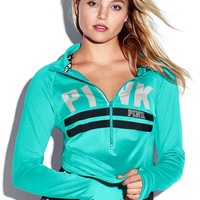 High/Low Ultimate Deep Zip - PINK - Victoria's Secret