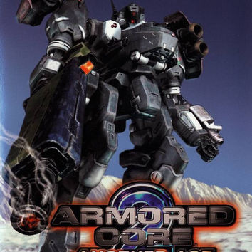 Armored Core 2 Another Age - Playstation 2 (Game Only)