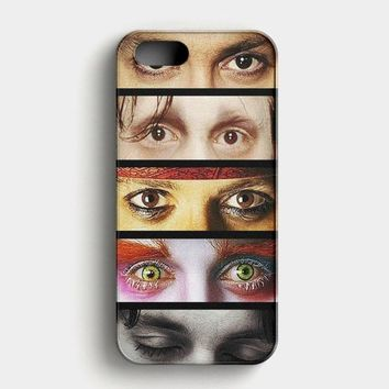Johnny Depp iPhone SE Case
